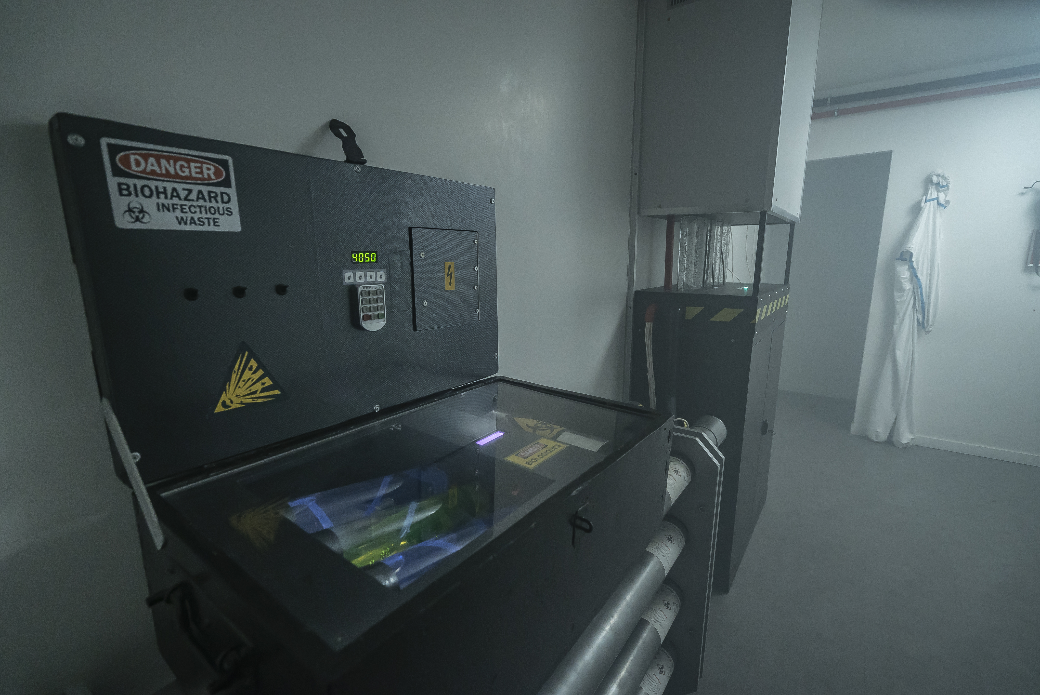 Décors Escape Game